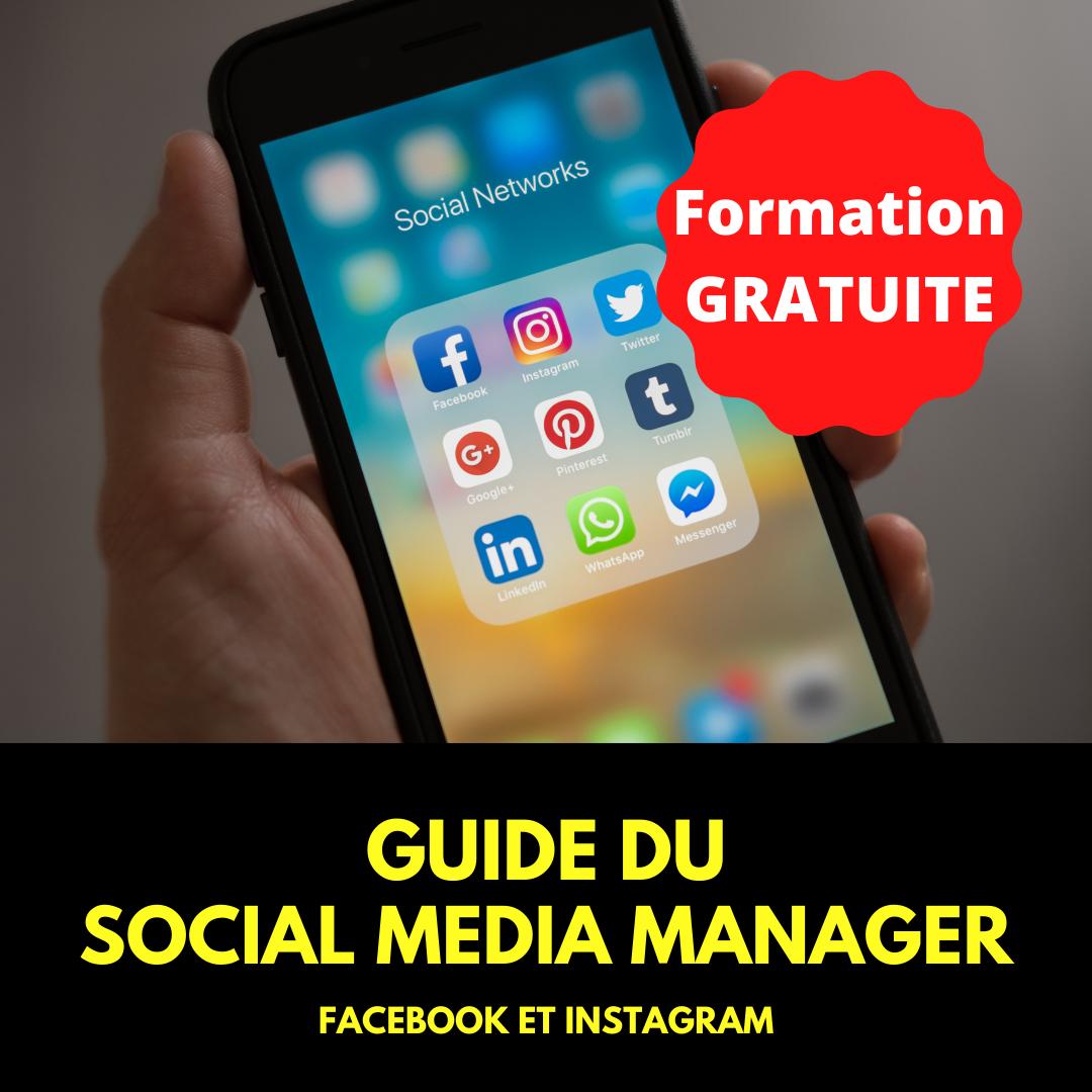 Guide Du Social Media Manager Tunisie