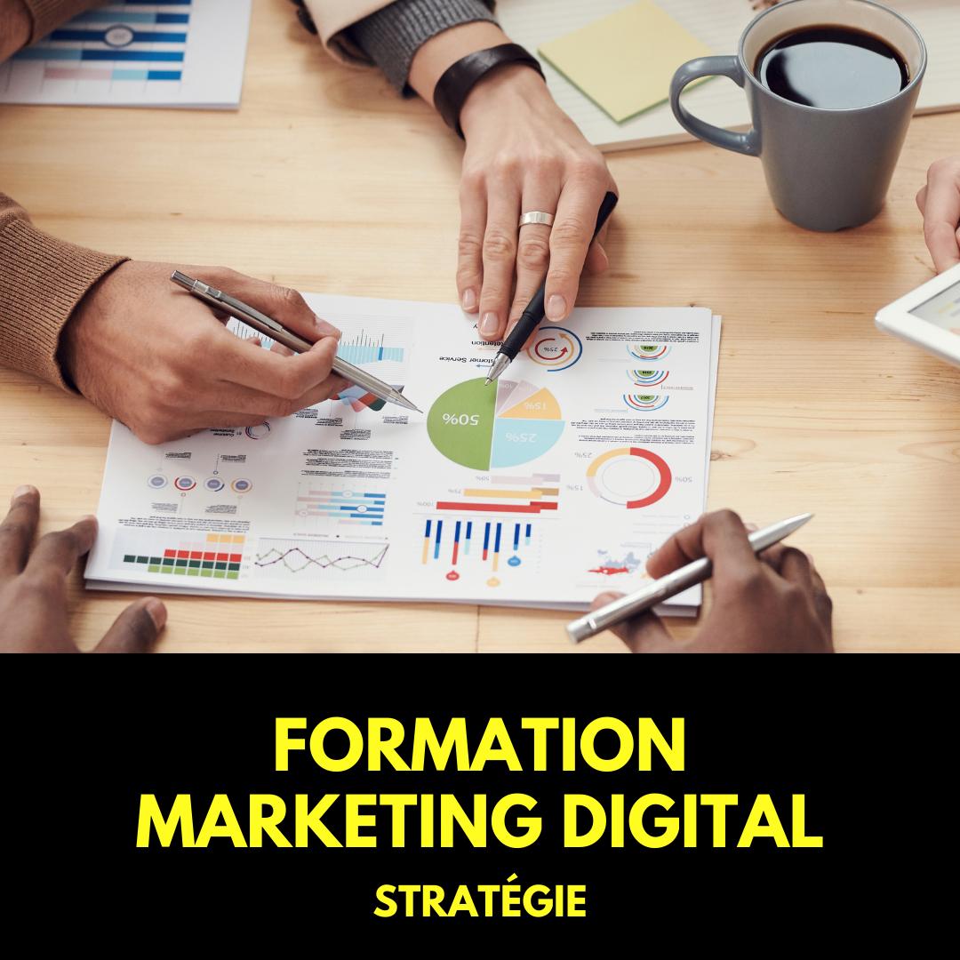 Formation Marketing Digital Tunisie
